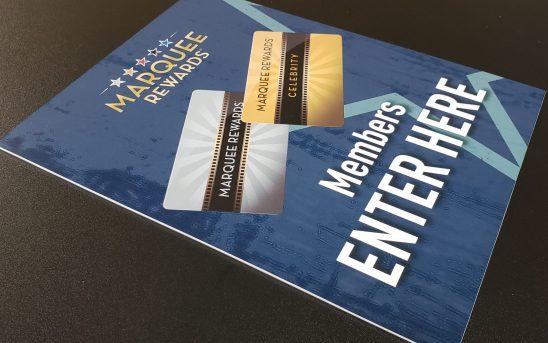 1st Jackpot Marquee Rewards Foam Core Poster