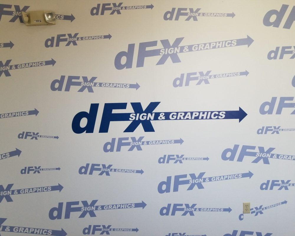 DFX Wall Graphic Pic