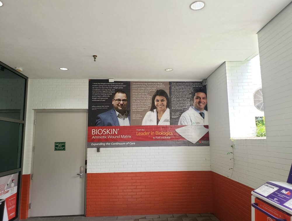 Wright Outdoor Wall Wrap